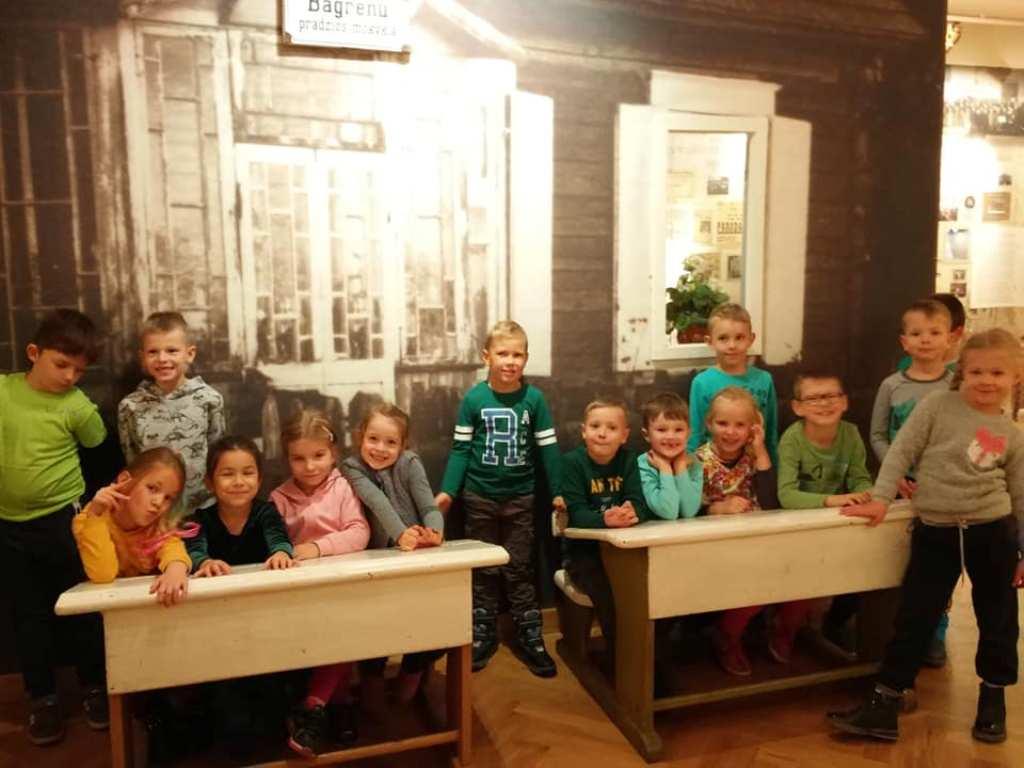 Lietuvos švietimo istorijos muziejuje